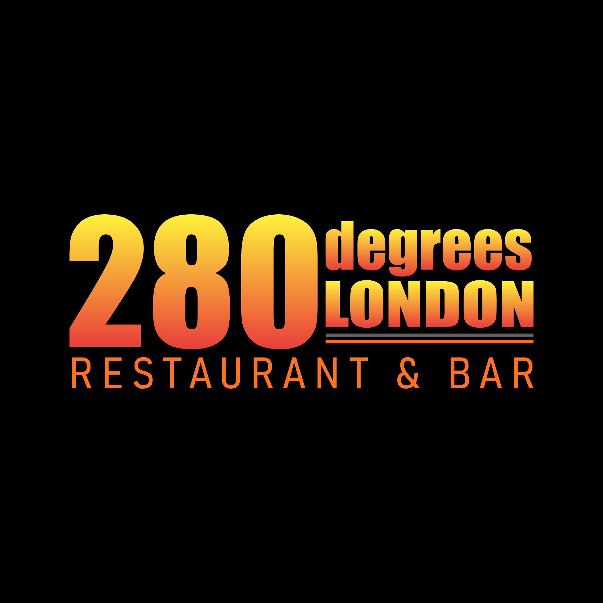 280 degrees